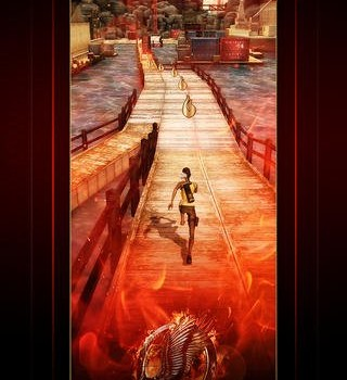 Hunger Games: Catching Fire - Panem Run Ekran Görüntüleri - 5