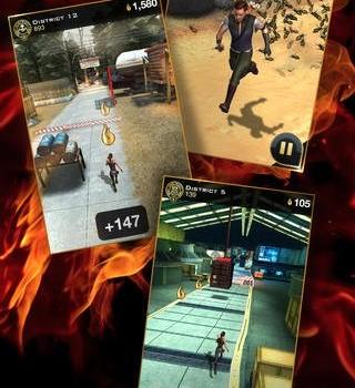 Hunger Games: Catching Fire - Panem Run Ekran Görüntüleri - 1