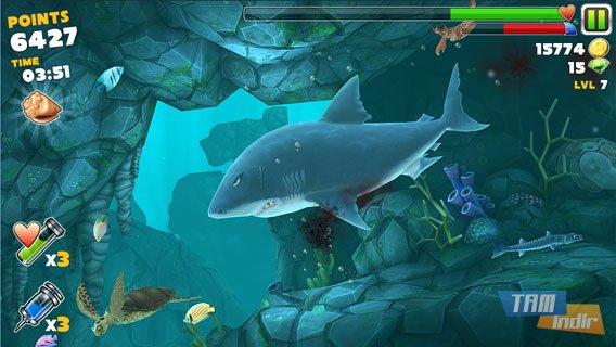 Hungry Shark Evolution Ekran Görüntüleri - 1