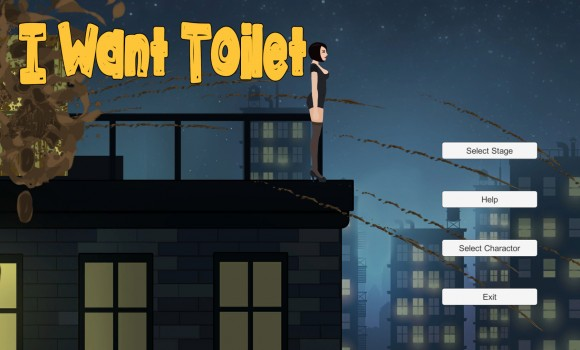 I Want Toilet!!!!!! Ekran Görüntüleri - 6
