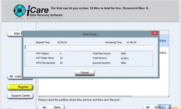 iCare Data Recovery Software Ekran Görüntüleri - 1