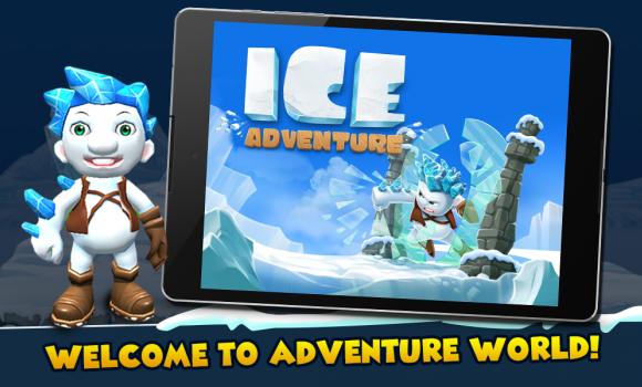 Ice Adventure Ekran Görüntüleri - 5