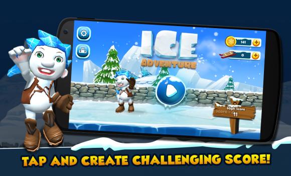 Ice Adventure Ekran Görüntüleri - 4