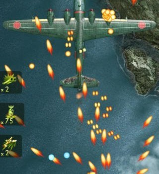iFighter 2: The Pacific 1942 Ekran Görüntüleri - 1