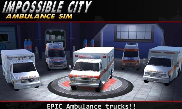 Impossible City Ambulance SIM Ekran Görüntüleri - 7