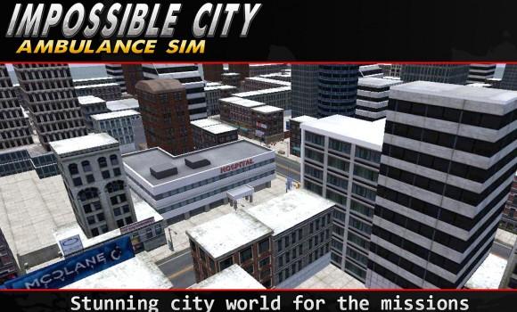 Impossible City Ambulance SIM Ekran Görüntüleri - 6