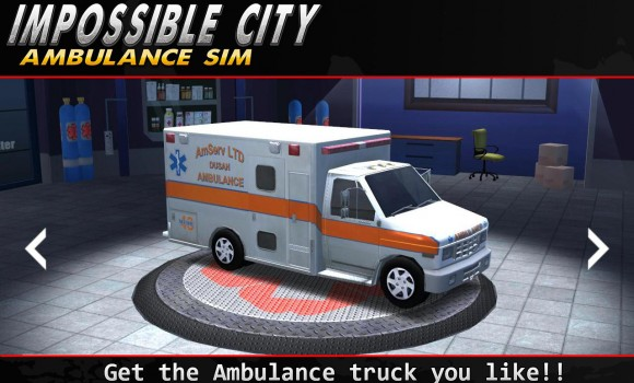 Impossible City Ambulance SIM Ekran Görüntüleri - 4