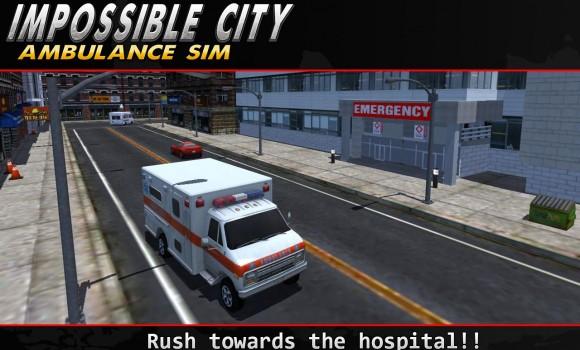 Impossible City Ambulance SIM Ekran Görüntüleri - 2