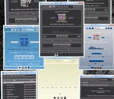 Impulse Media Player Ekran Görüntüleri - 1