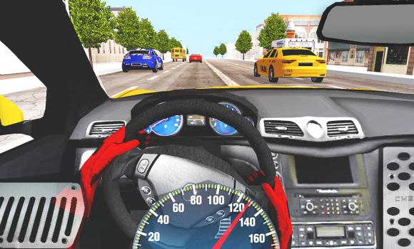 In Car Racing Ekran Görüntüleri - 1