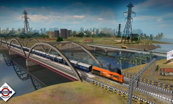 Indian Train Simulator Ekran Görüntüleri - 2