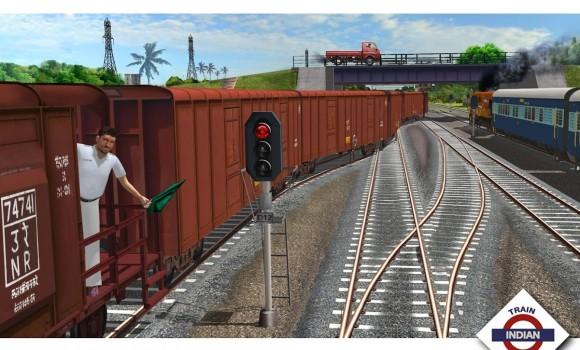 Indian Train Simulator Ekran Görüntüleri - 1
