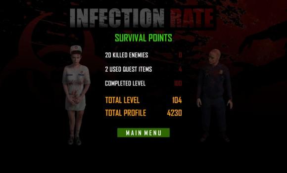 Infection Rate Ekran Görüntüleri - 1