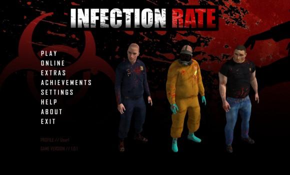 Infection Rate Ekran Görüntüleri - 10