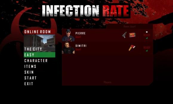 Infection Rate Ekran Görüntüleri - 9