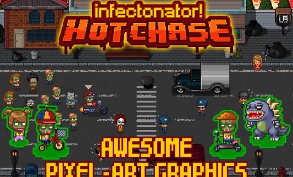 Infectonator Hot Chase Ekran Görüntüleri - 6