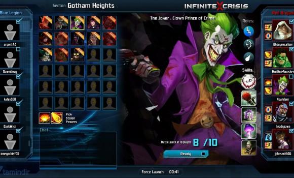 Infinite Crisis Ekran Görüntüleri - 6