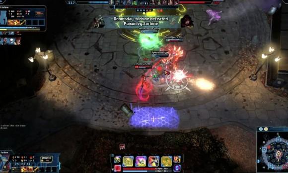 Infinite Crisis Ekran Görüntüleri - 1