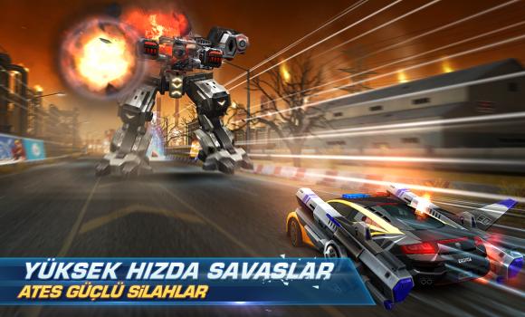 Infinite Racer Ekran Görüntüleri - 1
