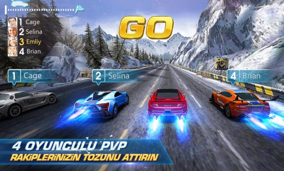 Infinite Racer Ekran Görüntüleri - 2