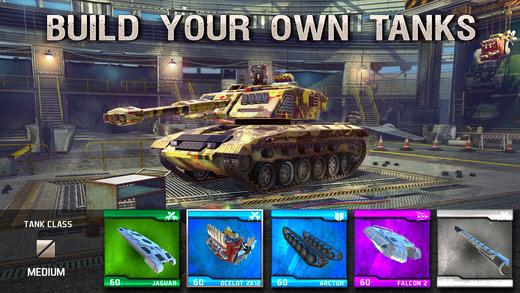 Infinite Tanks Ekran Görüntüleri - 4