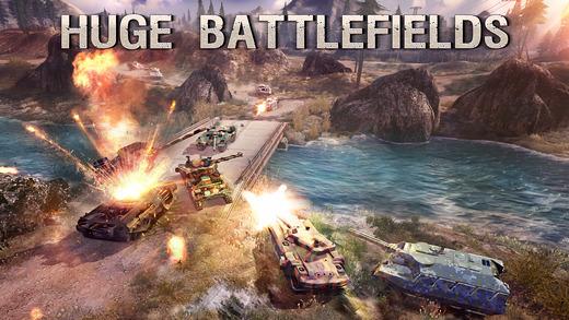 Infinite Tanks Ekran Görüntüleri - 3