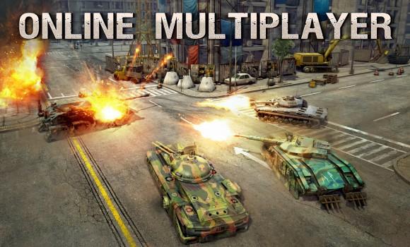 Infinite Tanks Ekran Görüntüleri - 2
