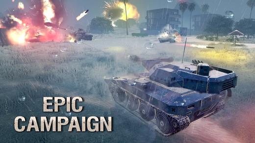 Infinite Tanks Ekran Görüntüleri - 1