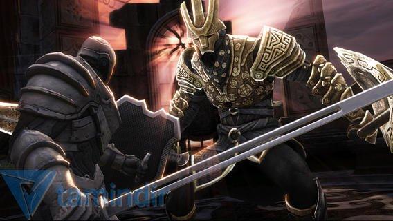 Infinity Blade 2 Ekran Görüntüleri - 4