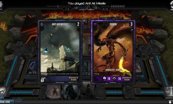 Infinity Wars Ekran Görüntüleri - 4