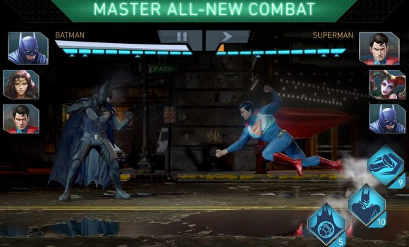 Injustice 2 Ekran Görüntüleri - 5