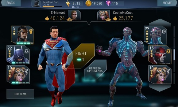 Injustice 2 Ekran Görüntüleri - 1