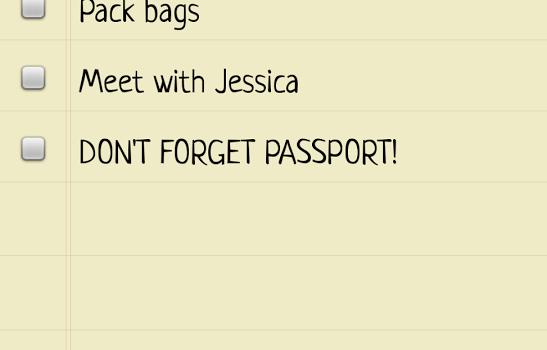 InkPad Notepad Ekran Görüntüleri - 3
