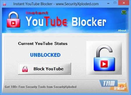 Instant YouTube Blocker Ekran Görüntüleri - 2