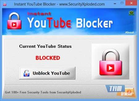 Instant YouTube Blocker Ekran Görüntüleri - 1