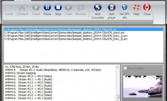 intelligent Video Convert Ekran Görüntüleri - 1