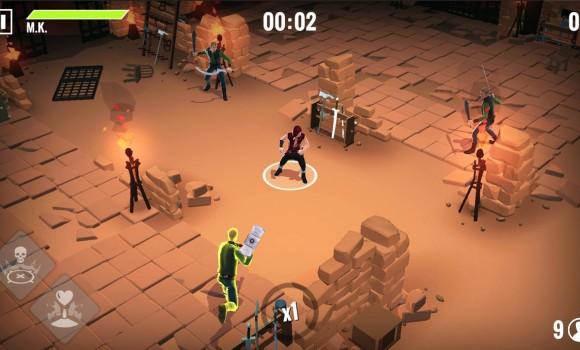 Into the Badlands Blade Battle Ekran Görüntüleri - 1