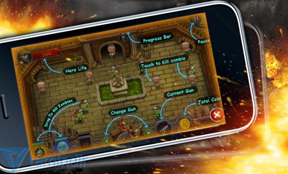 Invader Zombies Ekran Görüntüleri - 2