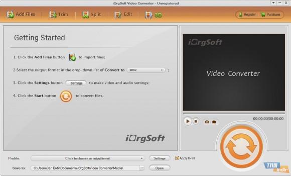 iOrgSoft Video Converter Ekran Görüntüleri - 6