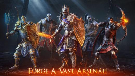 Iron Blade: Medieval Legends Ekran Görüntüleri - 4