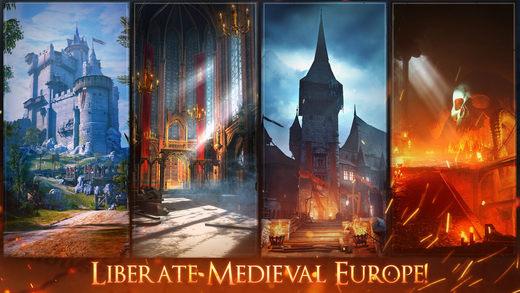 Iron Blade: Medieval Legends Ekran Görüntüleri - 2