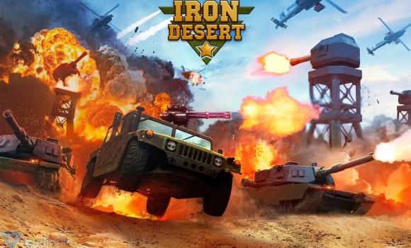 Iron Desert Ekran Görüntüleri - 7
