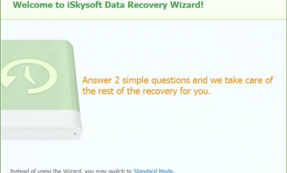 iSkysoft Data Recovery Ekran Görüntüleri - 2