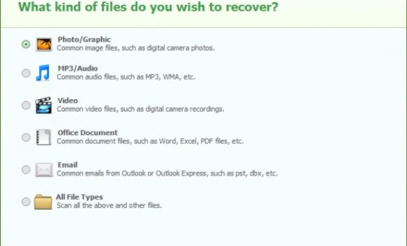 iSkysoft Data Recovery Ekran Görüntüleri - 3