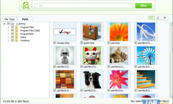 iSkysoft Data Recovery Ekran Görüntüleri - 6