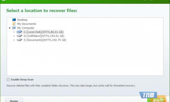 iSkysoft Data Recovery Ekran Görüntüleri - 7