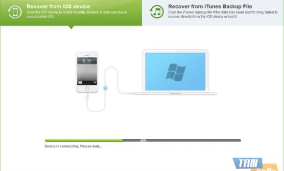 iSkysoft Free iPhone Data Recovery Ekran Görüntüleri - 6