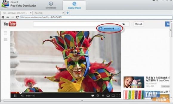 iSkysoft Free Video Downloader Ekran Görüntüleri - 5