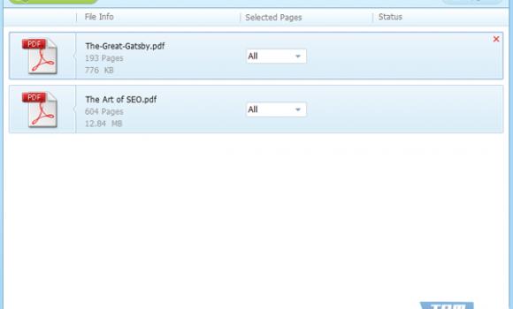 iSkysoft PDF to Word Converter Ekran Görüntüleri - 3