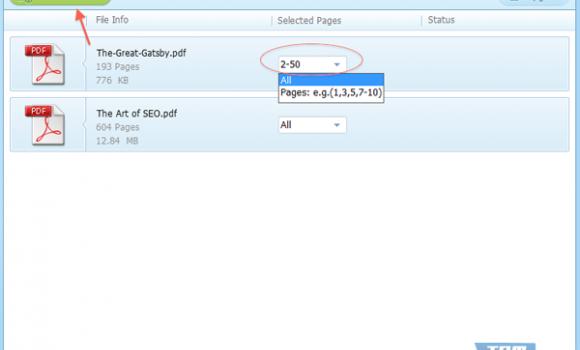 iSkysoft PDF to Word Converter Ekran Görüntüleri - 2